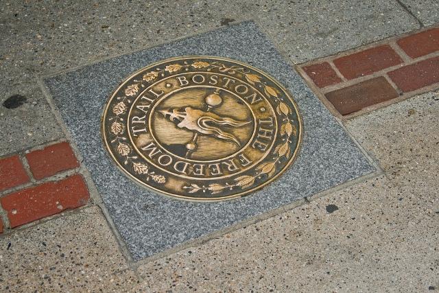 Freedom Trail of Boston